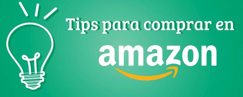 Tips para comprar en Amazon