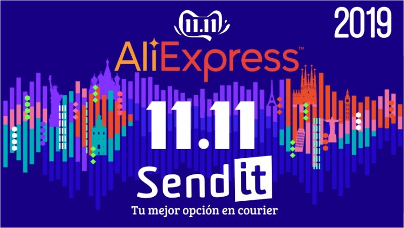 Aliexpress 11.11: El festival de descuentos más grande del mundo!