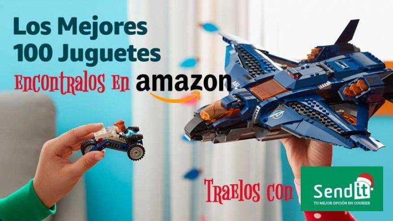 Descubrí los mejores 100 juguetes que Amazon te ofrece