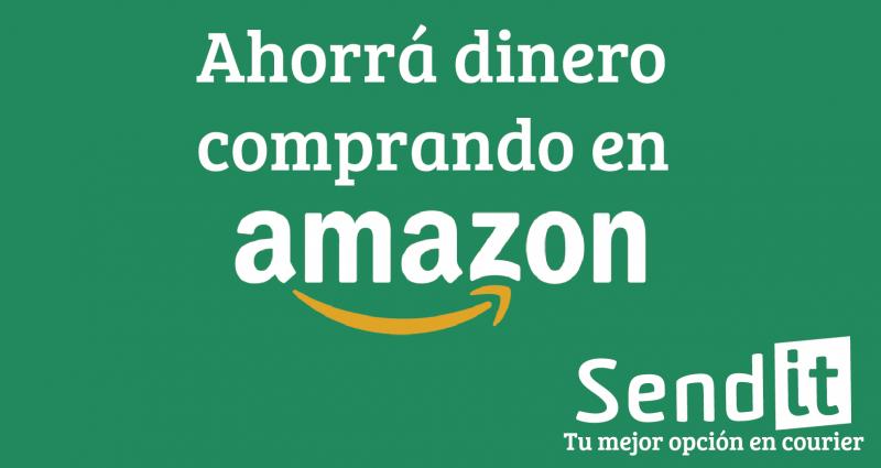 Ahorrá dinero comprando en Amazon